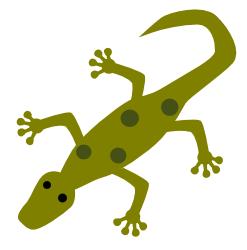Trapper lizard