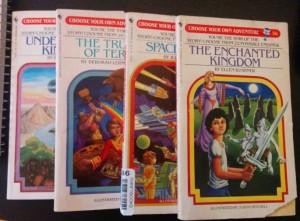 cyoa books