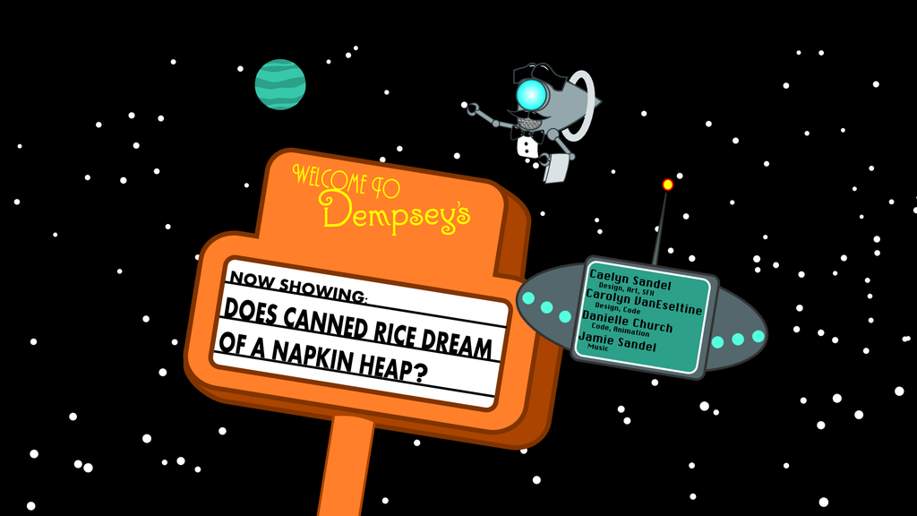 Canned Rice intro screen
