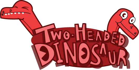 Two-Headed Dinosaur