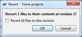 revert 1 files