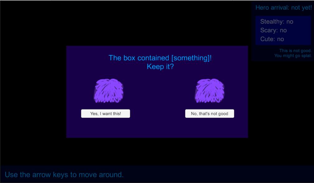 decision UI